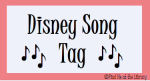 Disney Song Tag
