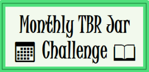 Monthly TBR Jar CHallenge