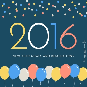 New Year Goals and Resolutions (2)